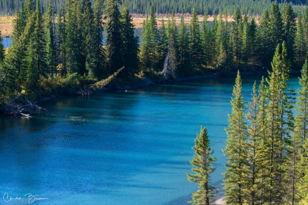 One does not believe rivers and lakes can be this turquoise, until one sees it in reality.